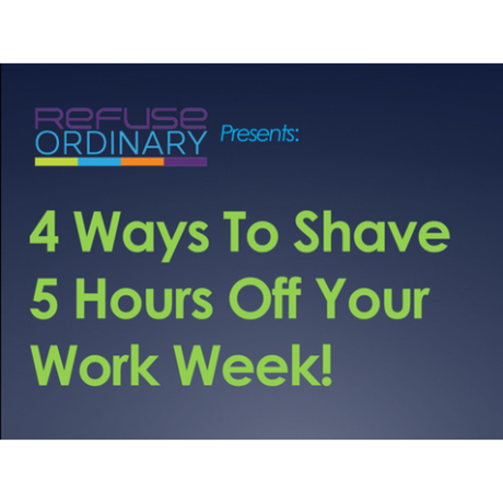 4 Hours to Shave 5 Hours